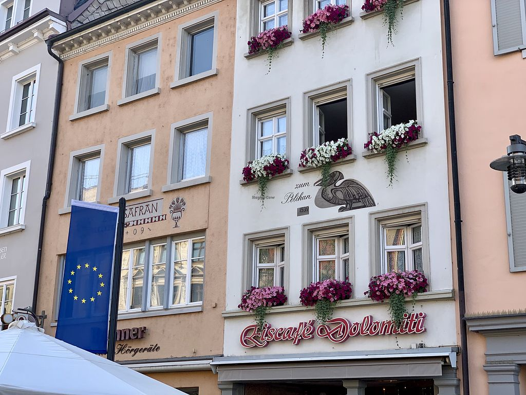 Eiscafe Dolomiti   Konstanz Ice Cream   HappyCow