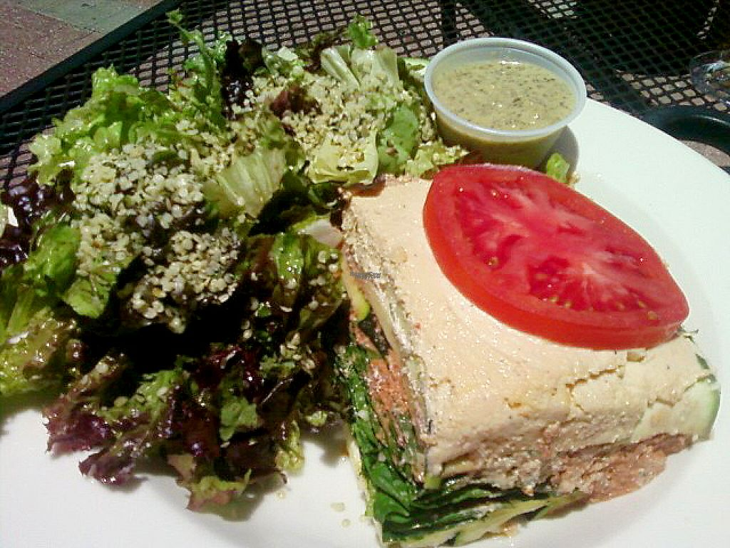 Food And Thought Naples Florida Restaurant Happycow