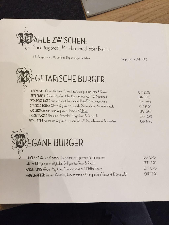 Hans Im Glück Muri Bei Bern Restaurant Happycow