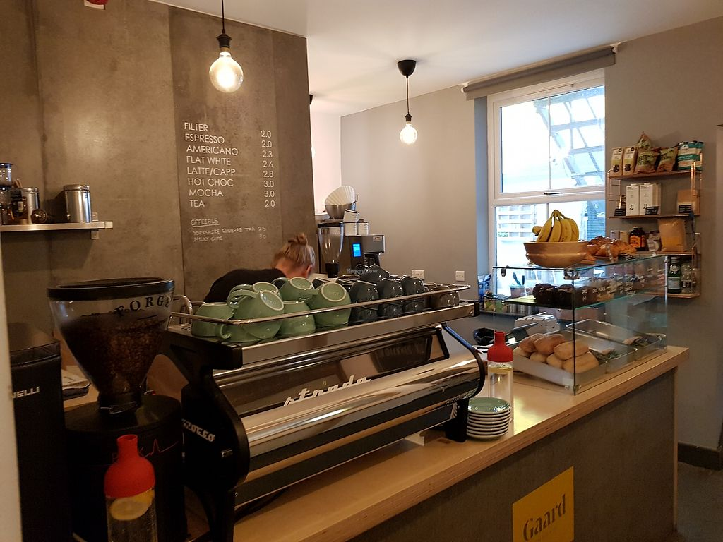 Gaard Coffee Hide Sheffield Restaurant Happycow