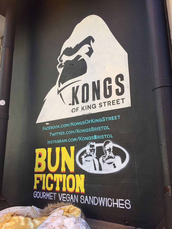 Closed Bun Fiction Pop Up Bristol Restaurant Happycow