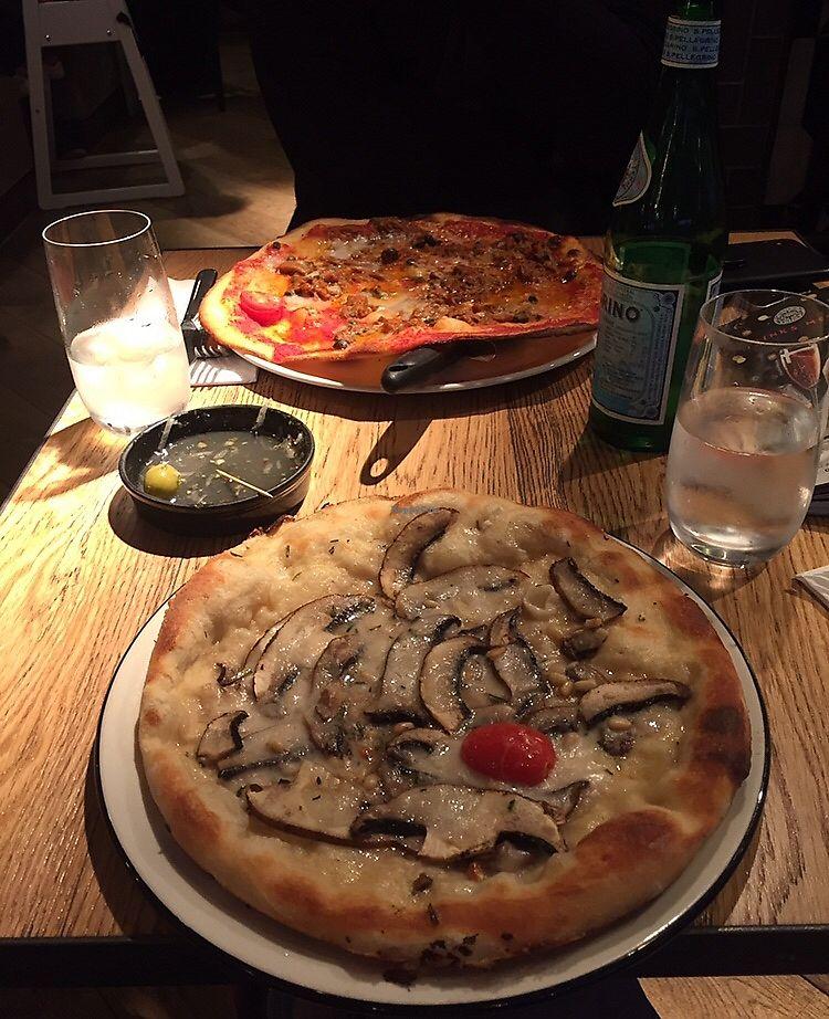 Pizza Express Aldwych London Restaurant Happycow