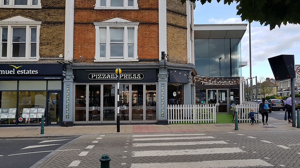 Pizza Express Balham South West London Restaurant Happycow