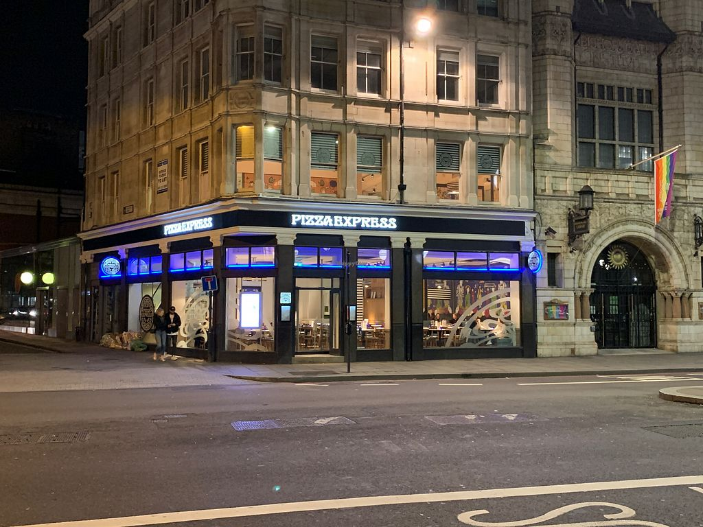 Pizza Express Liverpool Street London Restaurant Happycow