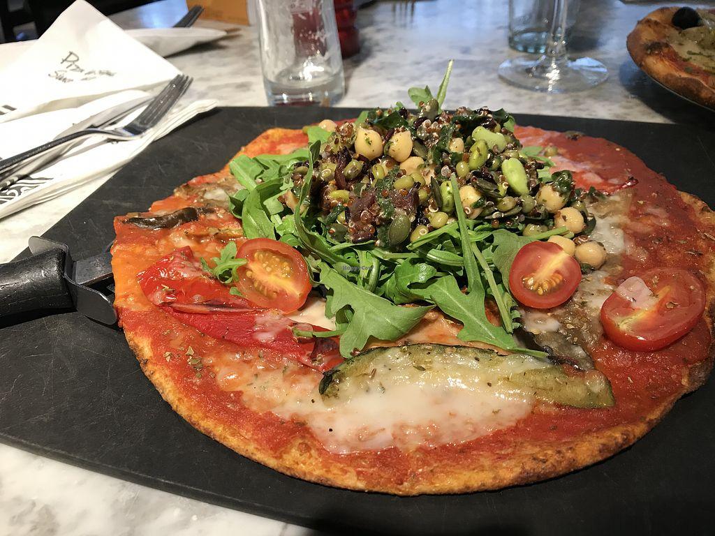 Pizza Express Ely Restaurant Happycow