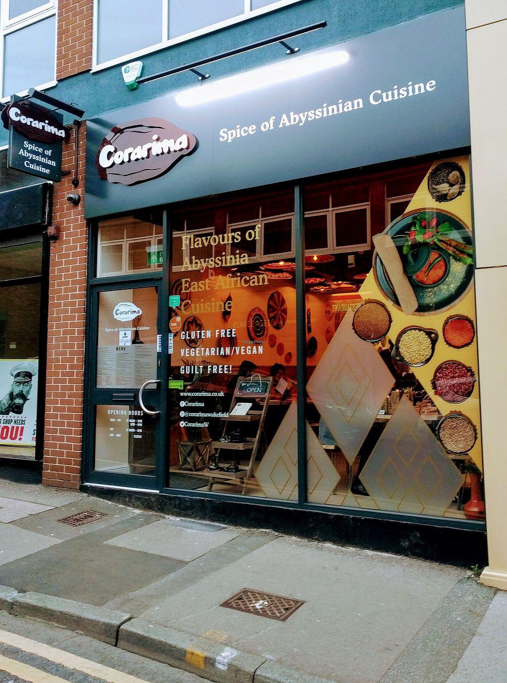 Corarima Wakefield Restaurant Happycow