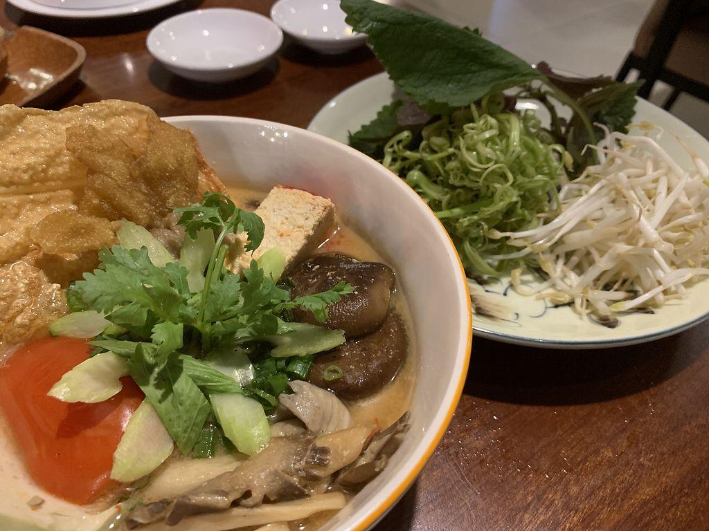 Vegan Garden Tan Phong Ho Chi Minh City Restaurant Happycow