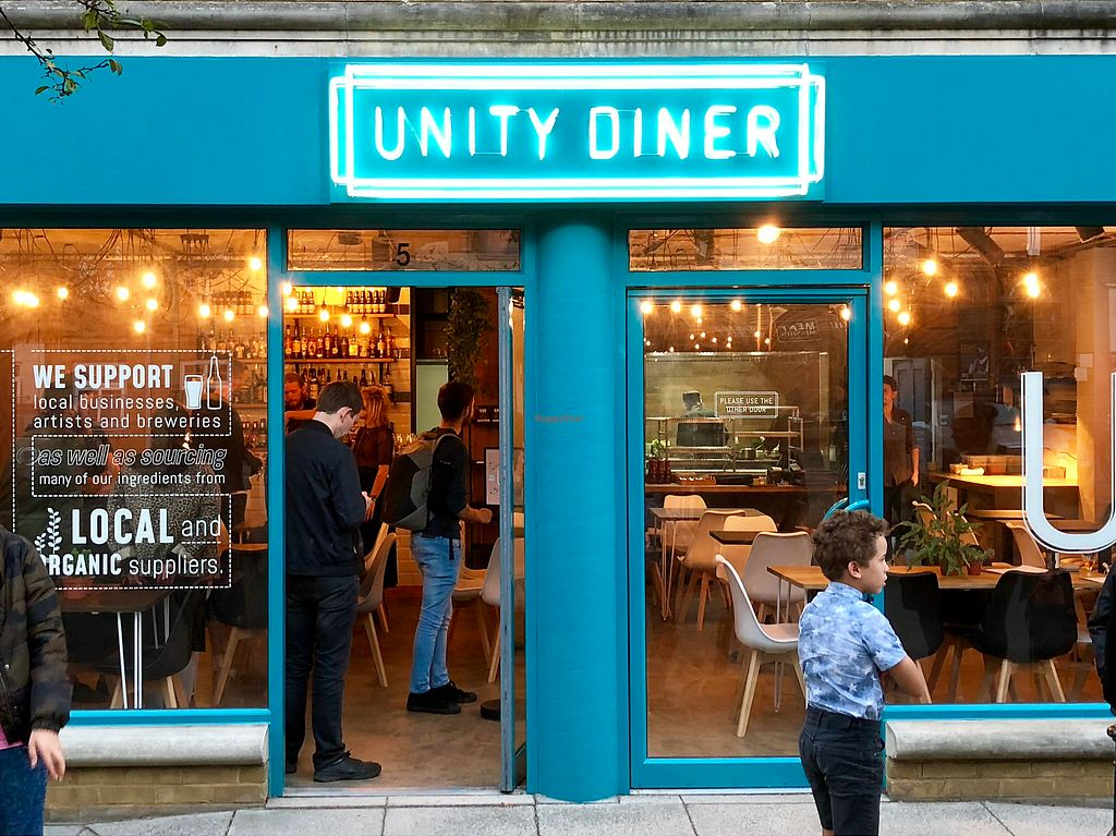 Image result for unity diner london