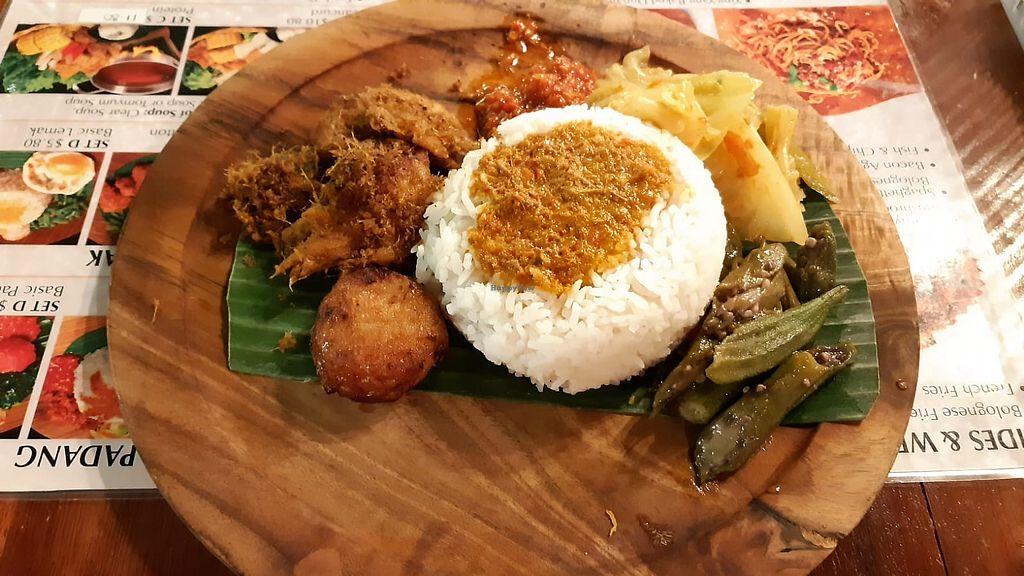 Double Durian - Lavender - Central Singapore Restaurant