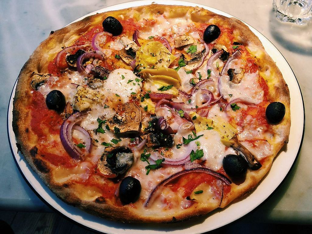 Pizza Express Muswell Hill North London Restaurant