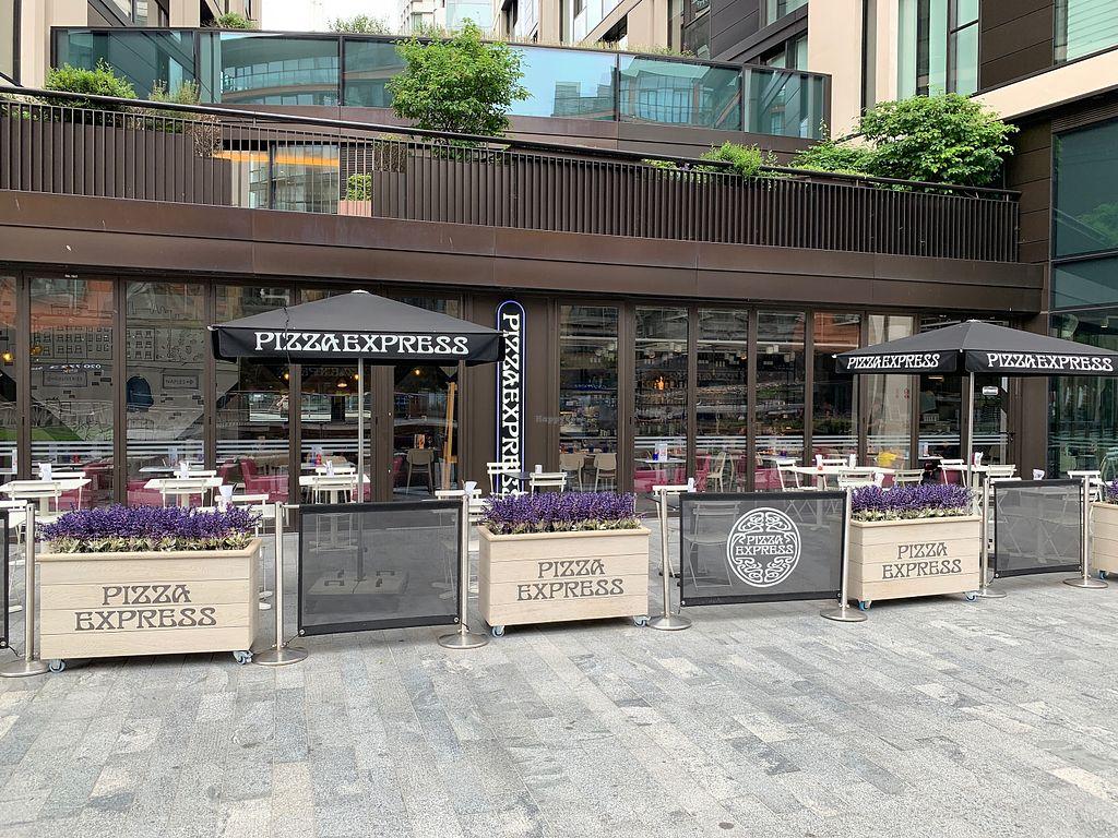 Pizza Express Paddington West London Restaurant Happycow