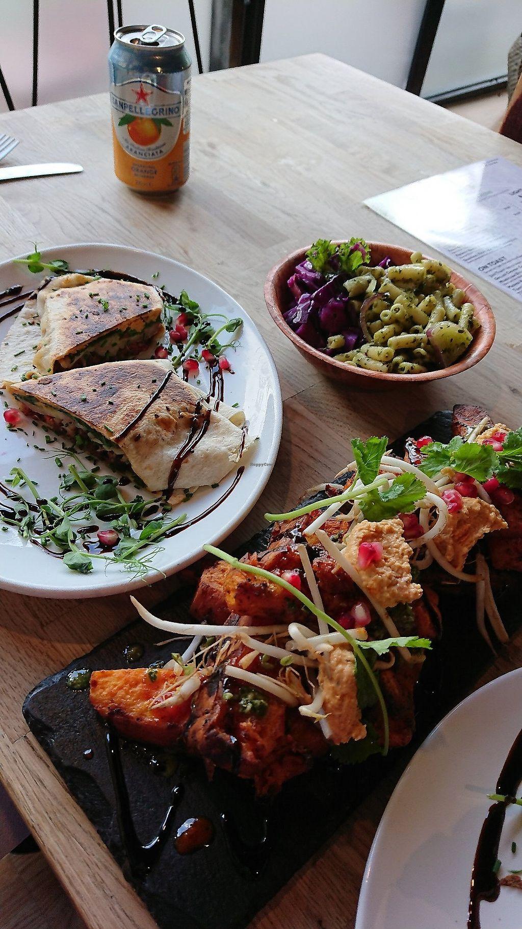 Indigo Greens Liverpool Restaurant Happycow