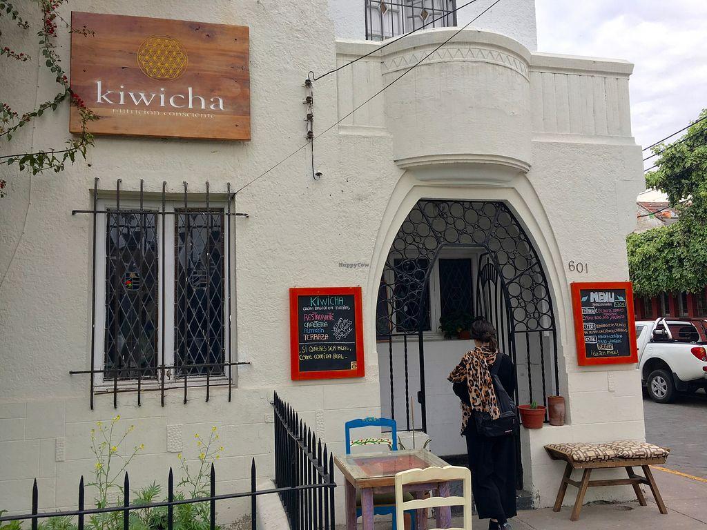 Kiwicha Santiago Restaurant Happycow