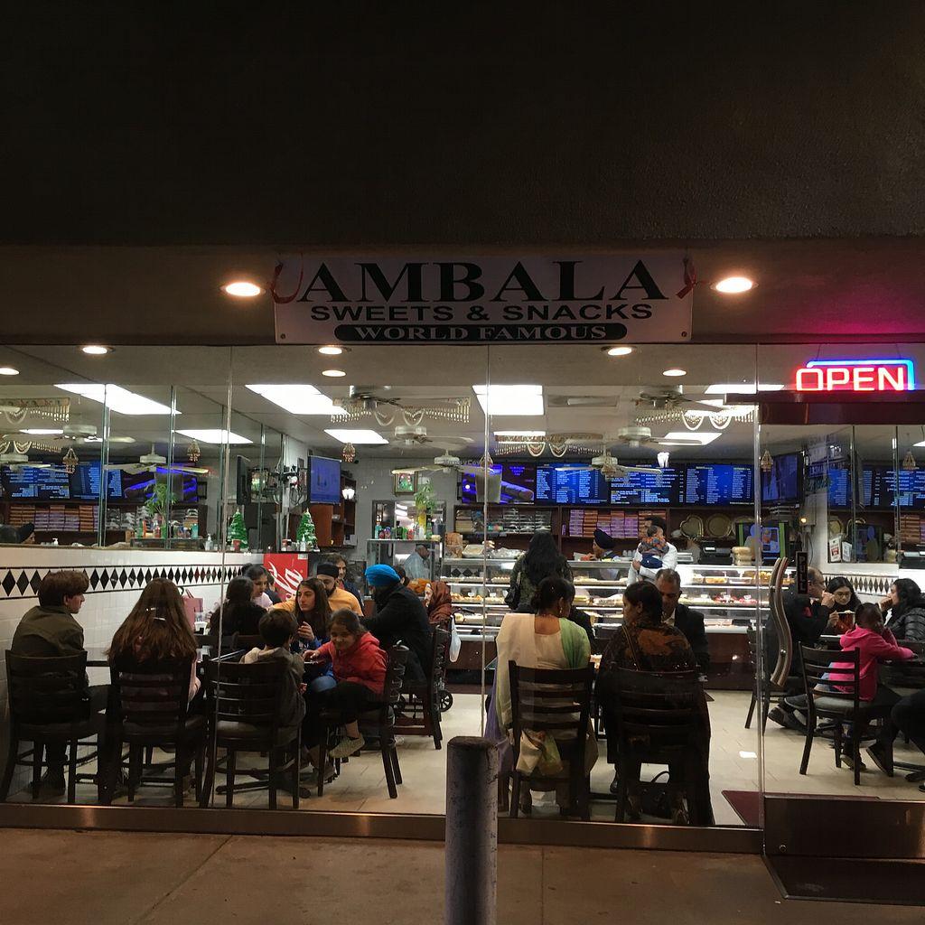 Ambala Sweets And Snacks Artesia California Restaurant