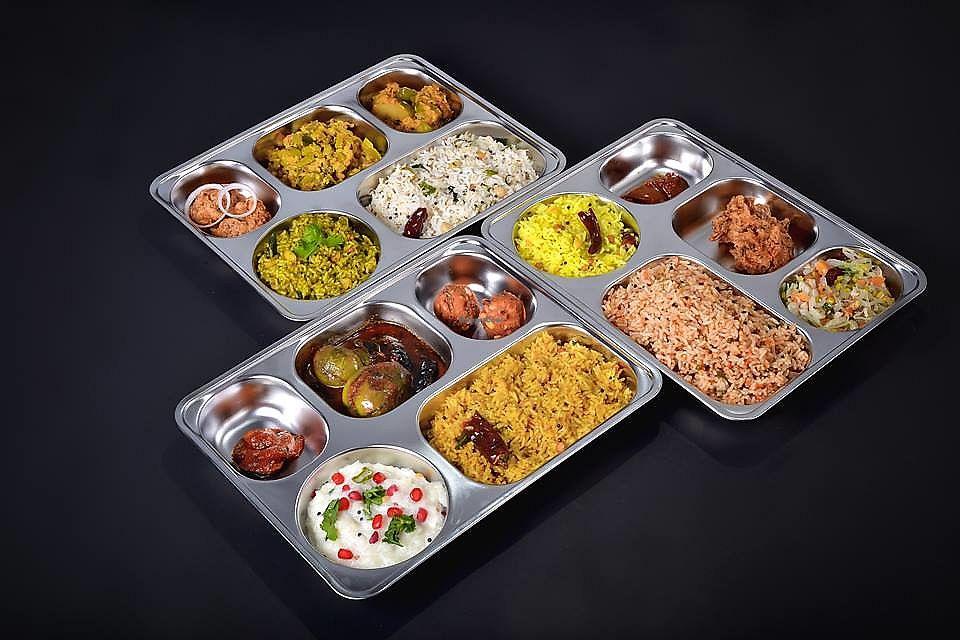 Pure Vegetarian Food Service Madurai Delivery Happycow