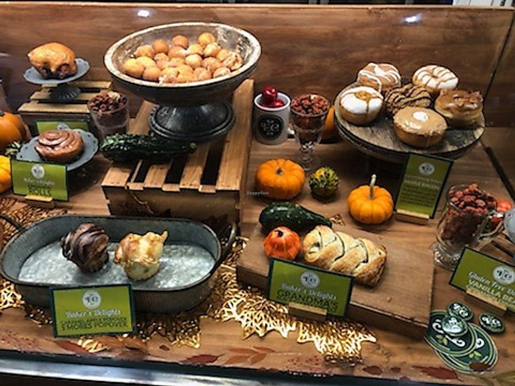 Elizabeth S Counter Alexandria Virginia Bakery Happycow