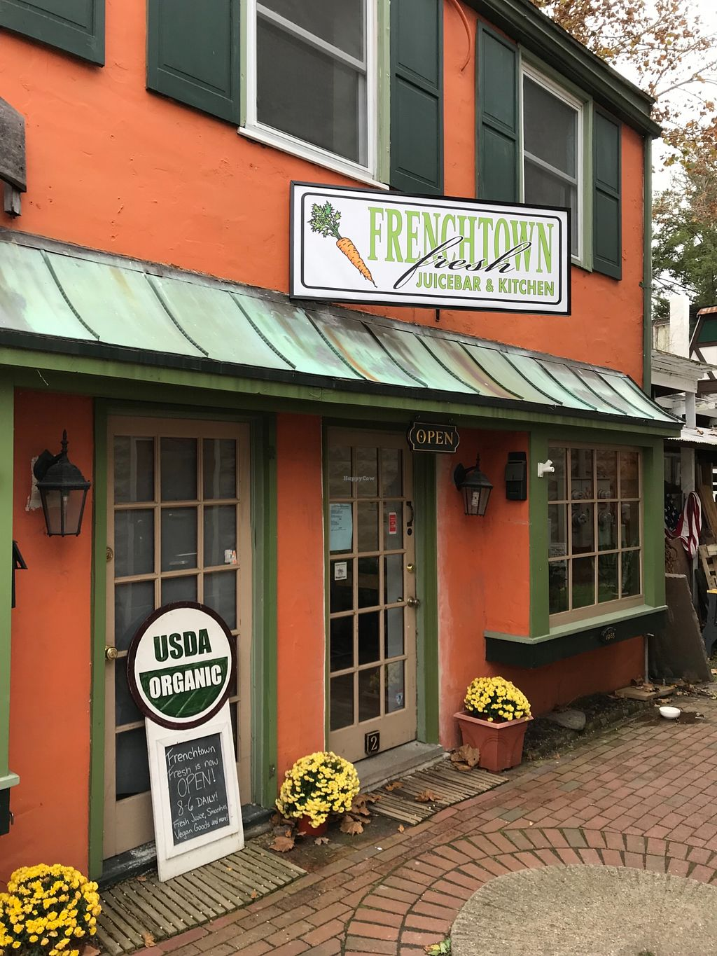 Frenchtown Fresh New Jersey Restaurant Hycow