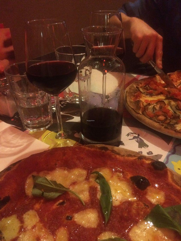 Pizzeria Piola Treviso Restaurant Happycow