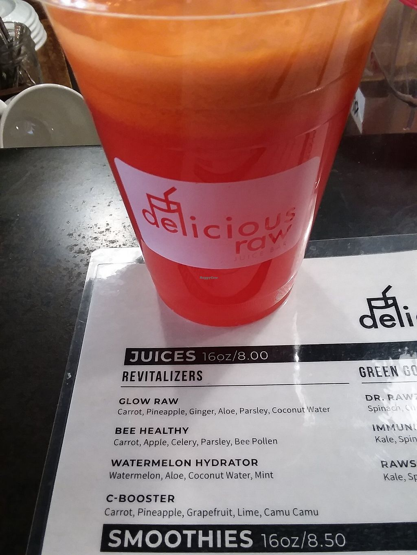 Delicious Raw Juice Bar - Pine Ridge Rd - Naples Florida Juice Bar