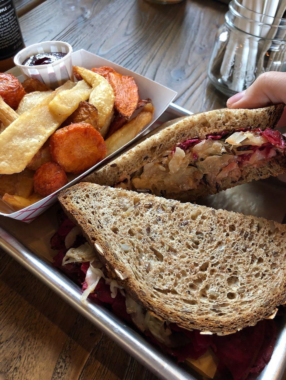 Grass Roots Kitchen Tarrytown New York Restaurant Happycow