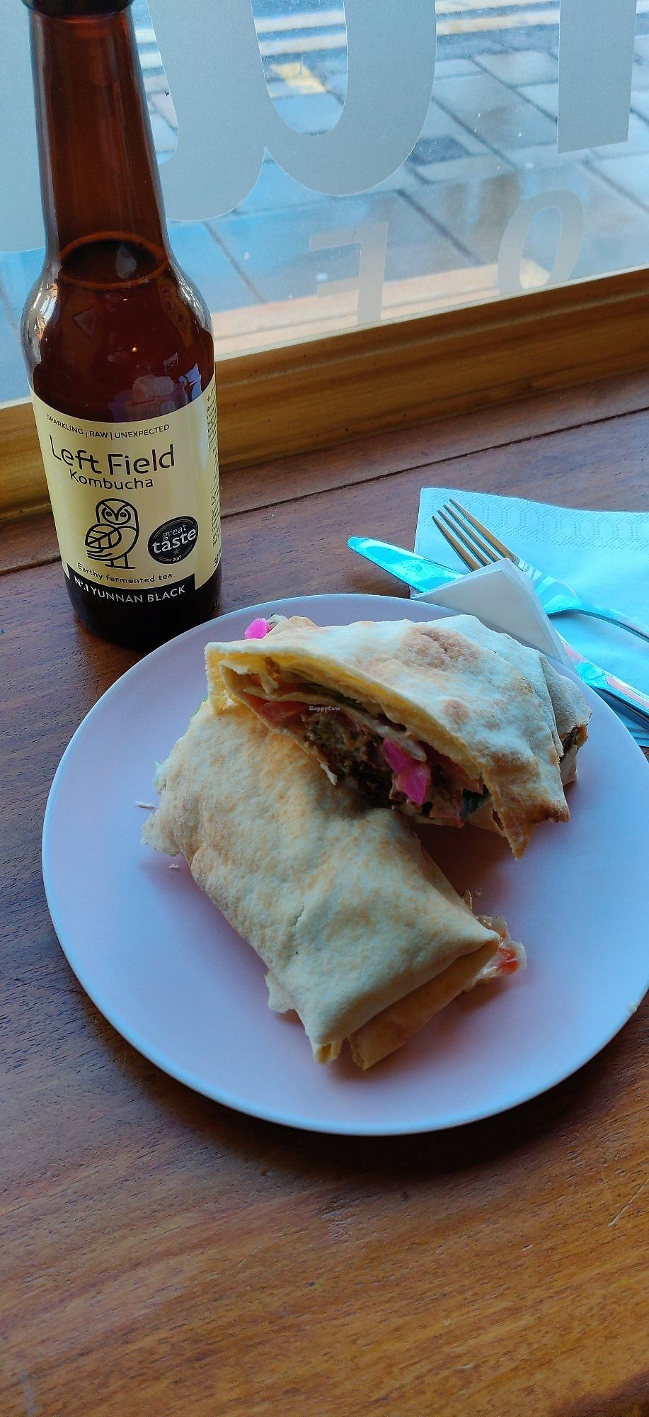 Hummus Edinburgh Restaurant Happycow