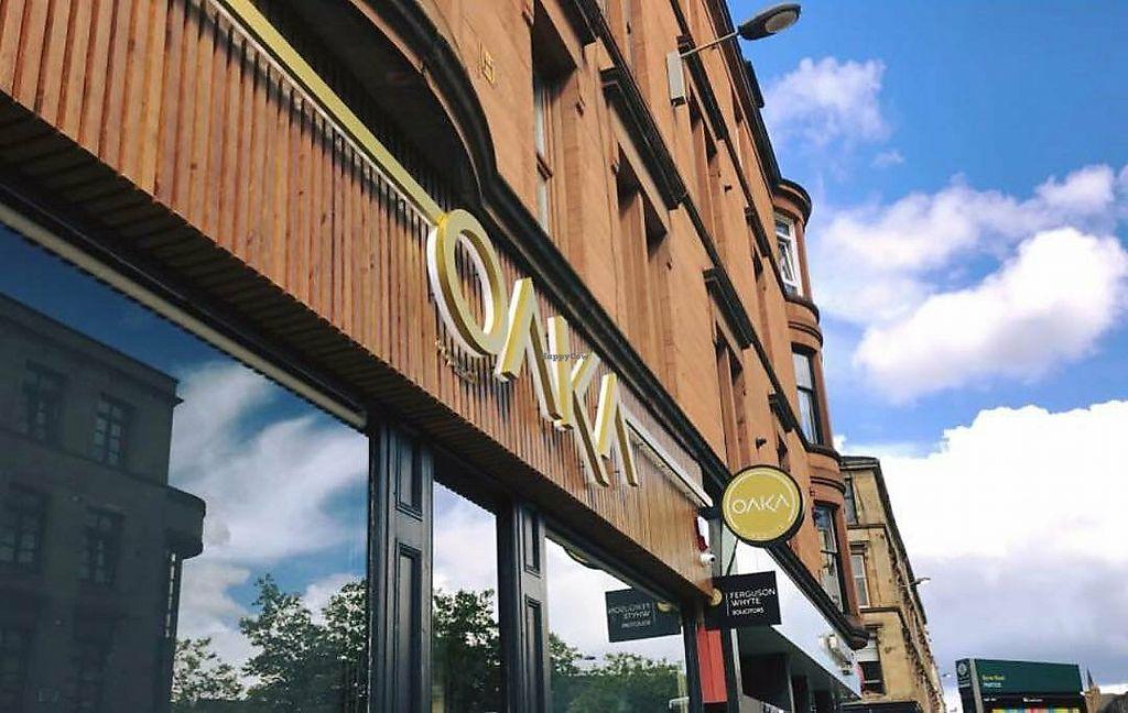 Oaka Supercity Byres Rd Glasgow Restaurant Happycow