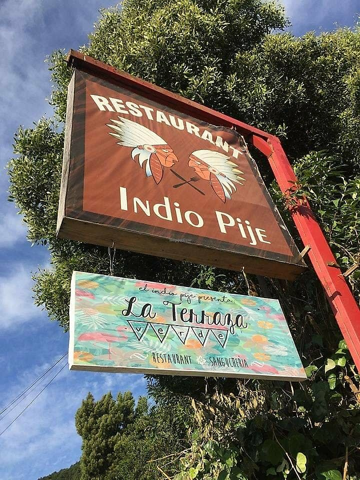 La Terraza Verde Niebla Restaurant Happycow