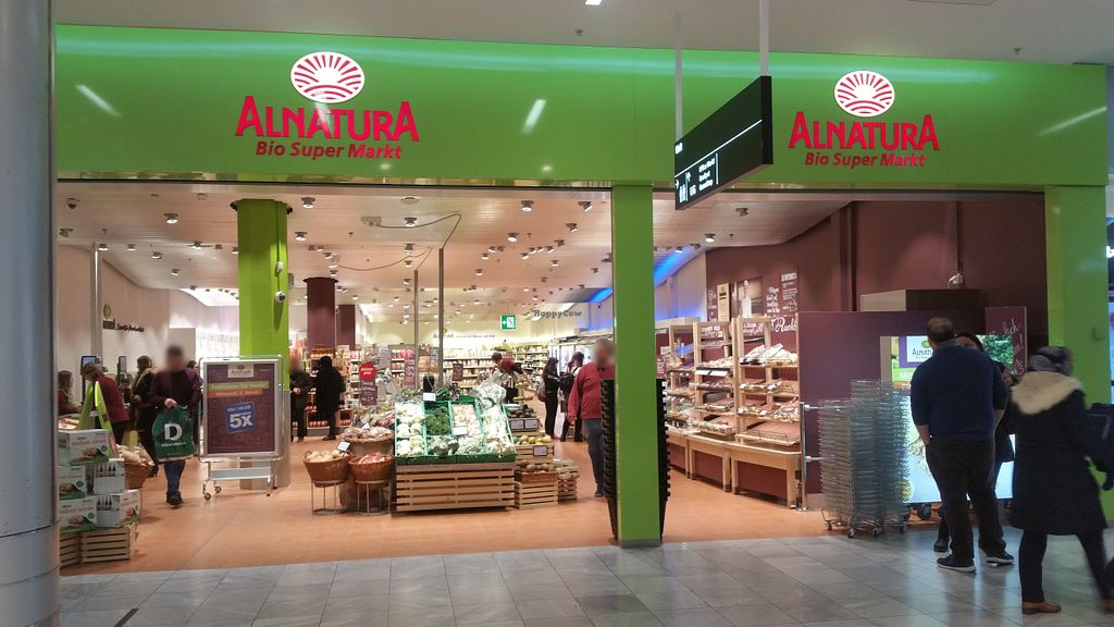 Alnatura - Wallisellen Health Store - HappyCow