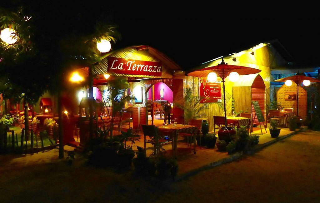 La Terrazza Bagan Restaurant Happycow