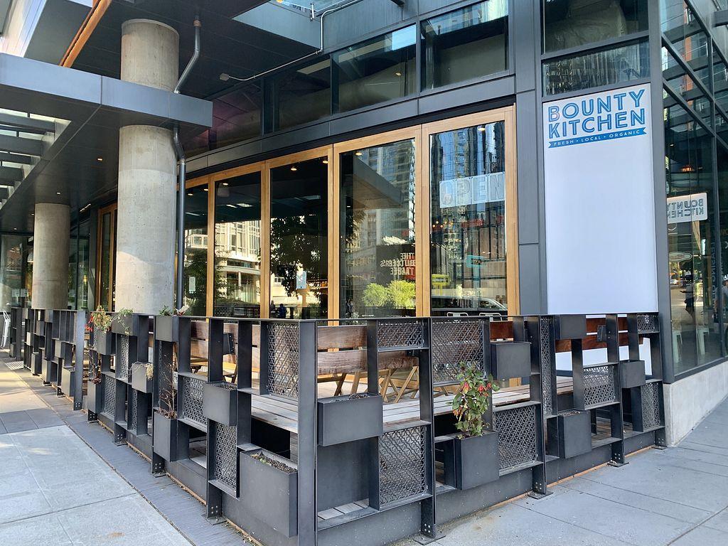 Bounty Kitchen Denny Triangle Seattle Washington Restaurant Happycow