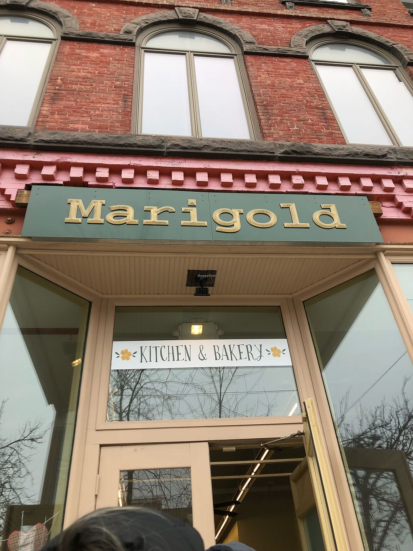 Marigold Kitchen and Bakery at Marigold Kitchen \u0026 Bakery in Potsdam & Marigold Kitchen \u0026 Bakery - Potsdam New York Restaurant - HappyCow
