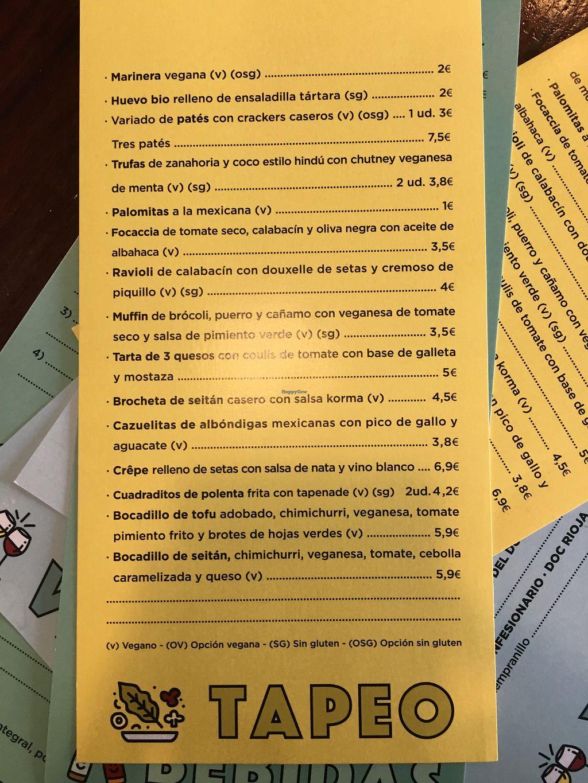 La Terraza Del Girasol Murcia Restaurant Happycow