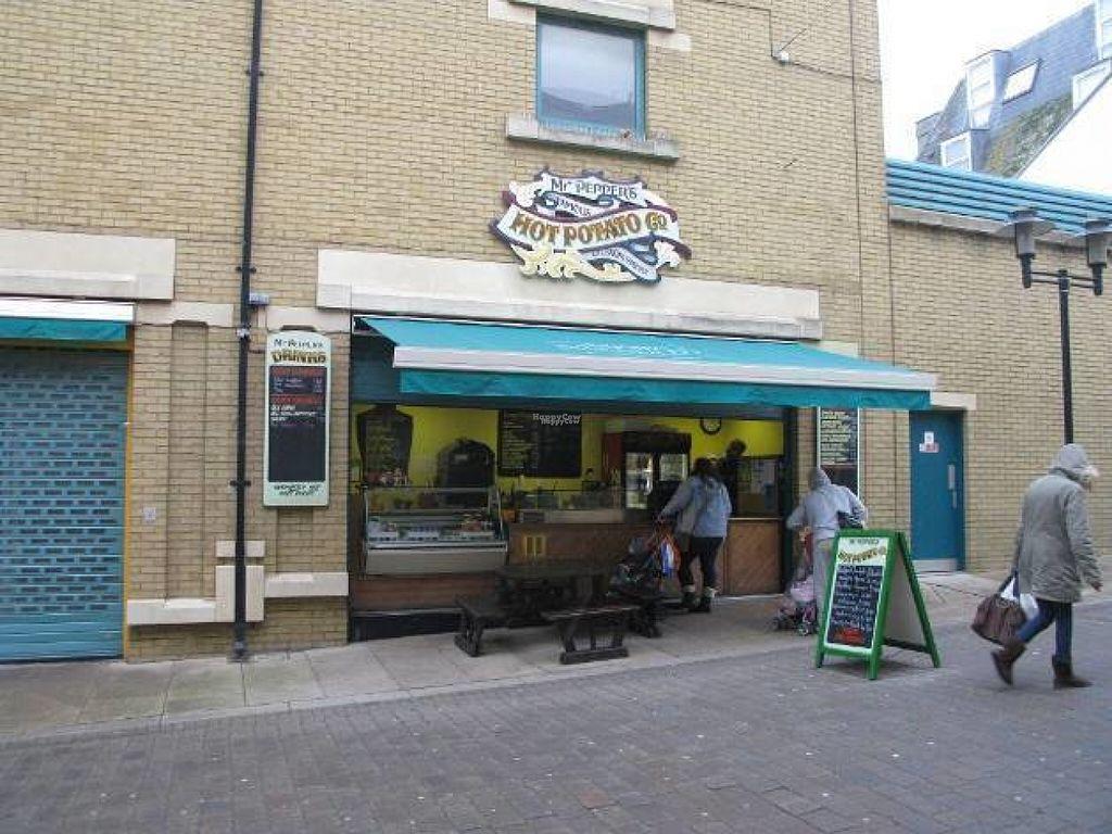 The Hot Potato Hastings Restaurant Happycow