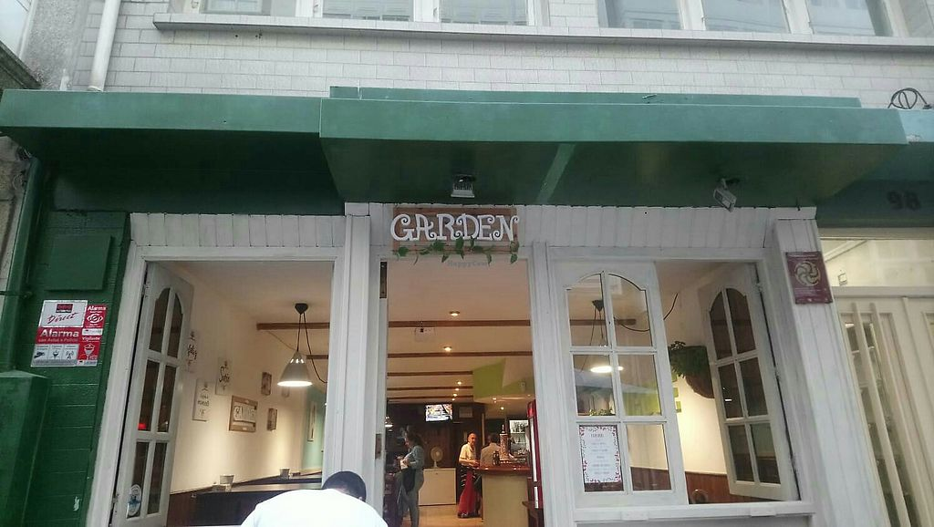 Closed Garden Ferrol Restaurant Happycow