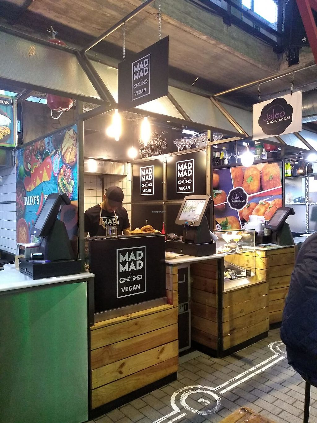 Mad Mad Vegan Madrid Review Great Food By Fivevegans