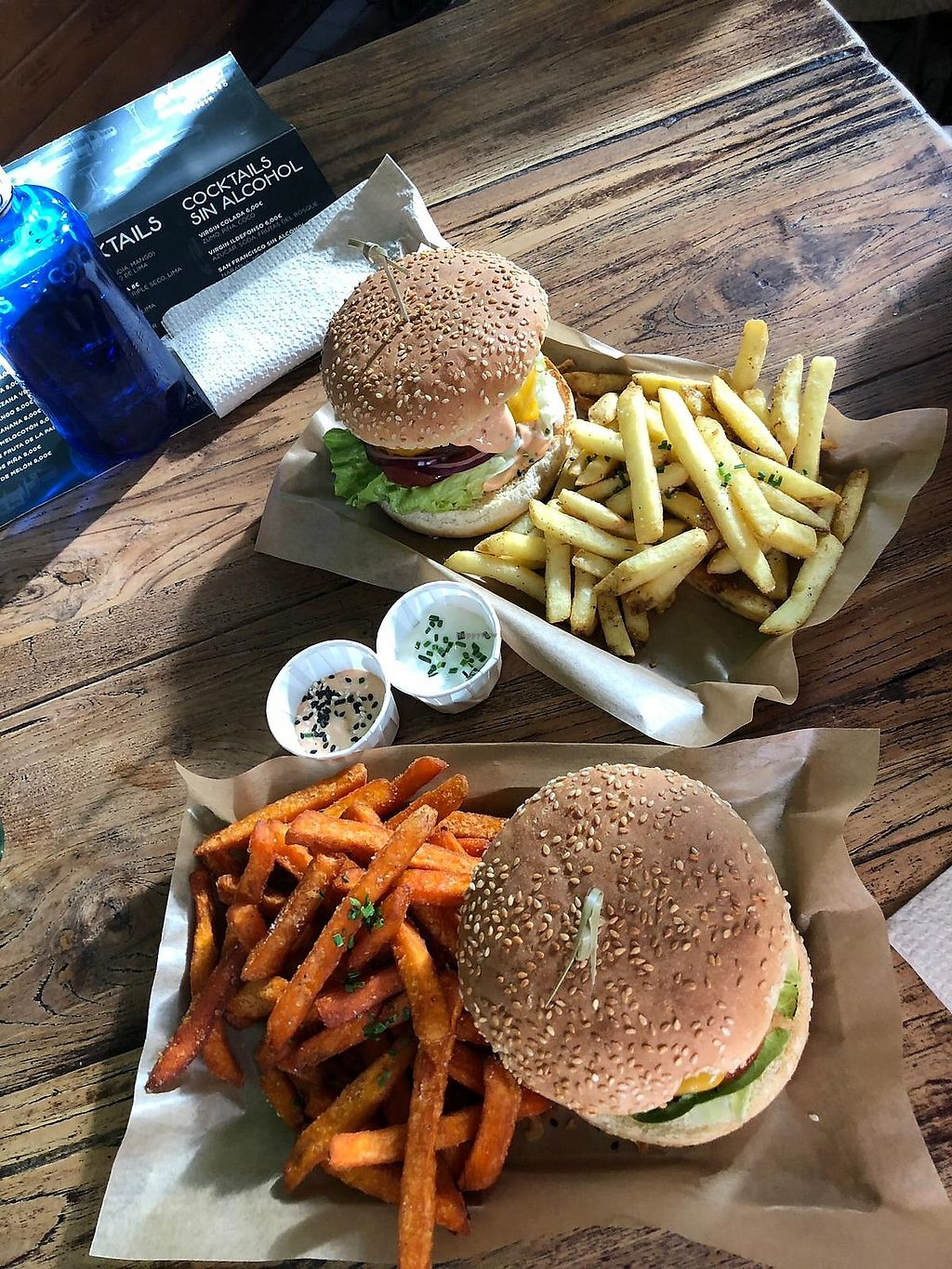 Mad Mad Vegan Madrid Review Great Burgers Friendly