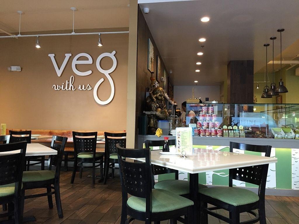 Golden Era Vegan Restaurant San Francisco California
