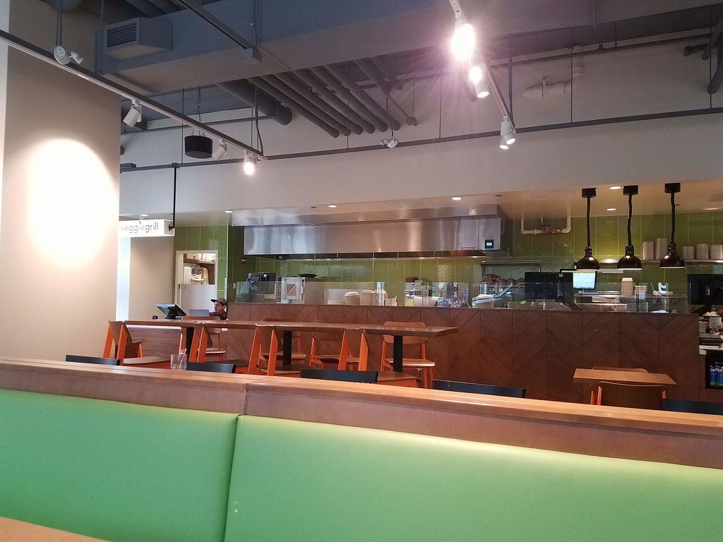 Veggie Grill River North Chicago Review Quot Awesome