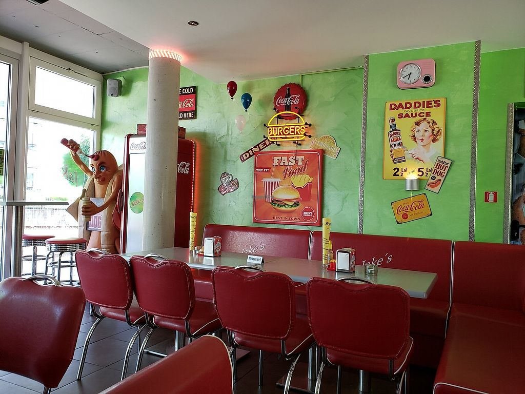 Jake S Diner Bar Stuttgart Restaurant Happycow
