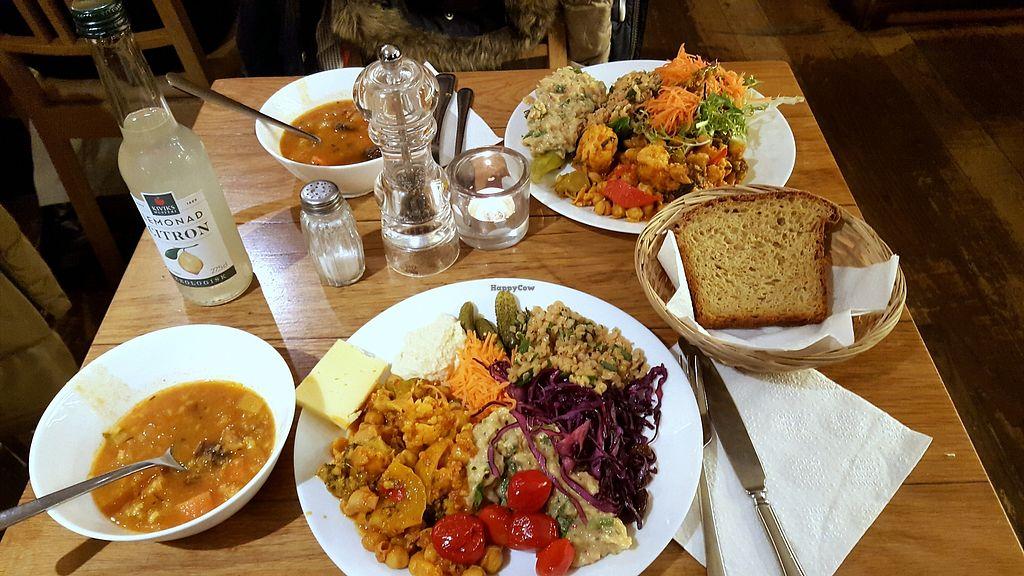 clean eating stockholm