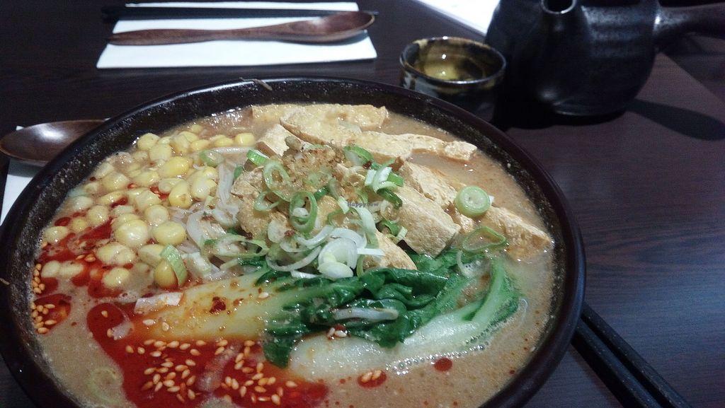 Suissi Vegan Asian Kitchen Glasgow Restaurant Happycow