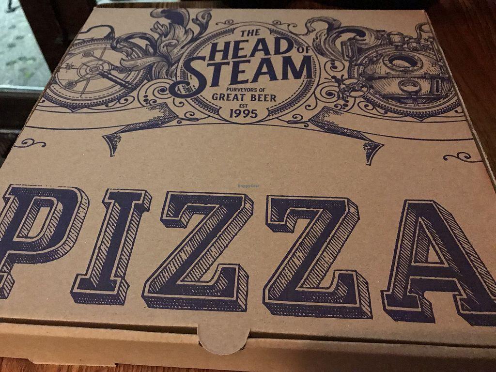 Head Of Steam Durham Restaurant Happycow