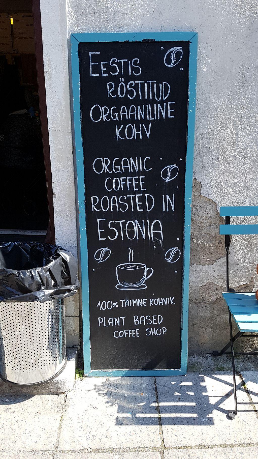 767d10bfda1 Lisanna - Tallinn Restaurant - HappyCow