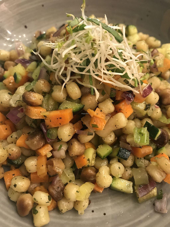 La Cuisine De Bistrot humus bistrot - rome restaurant - happycow