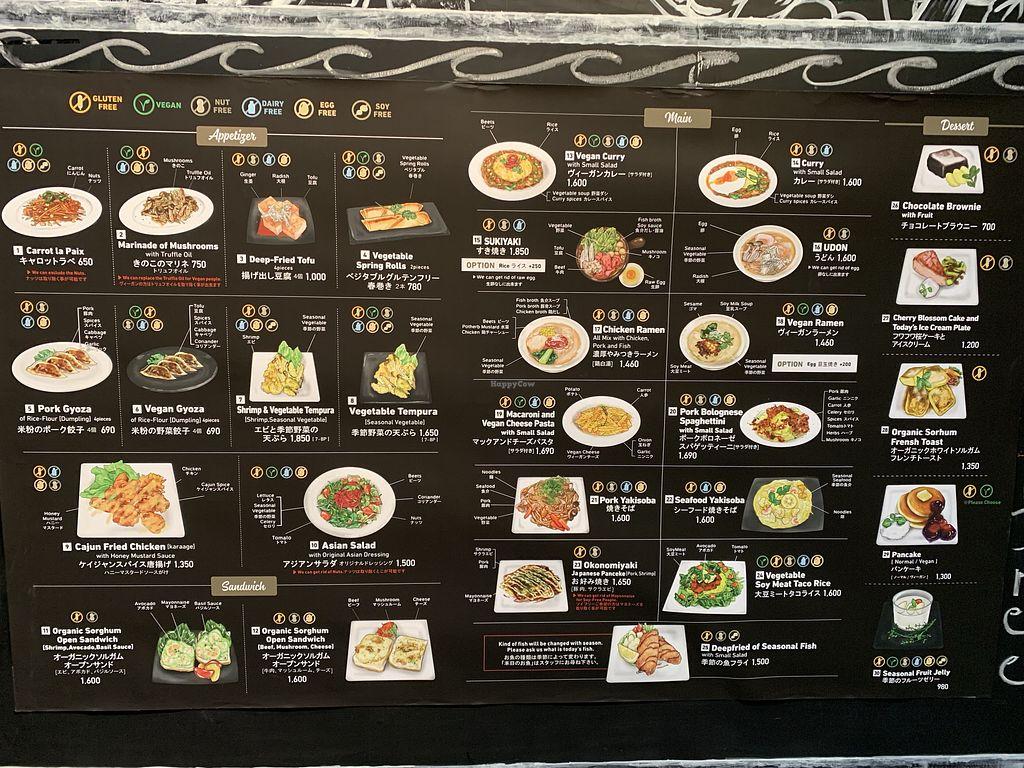 Gluten Free T S Kitchen Tokyo Restaurant Happycow