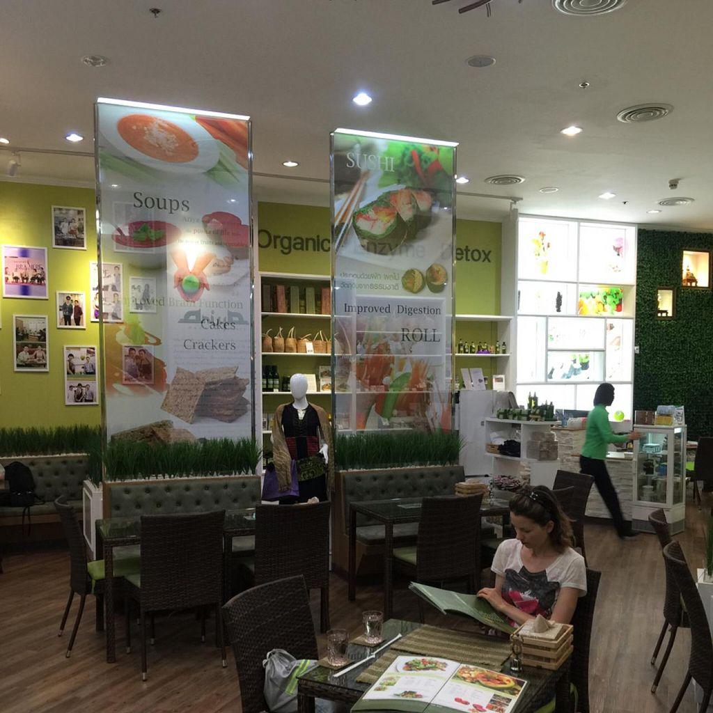 Ariya Organic Cafe - Bangkok Restaurant - HappyCow