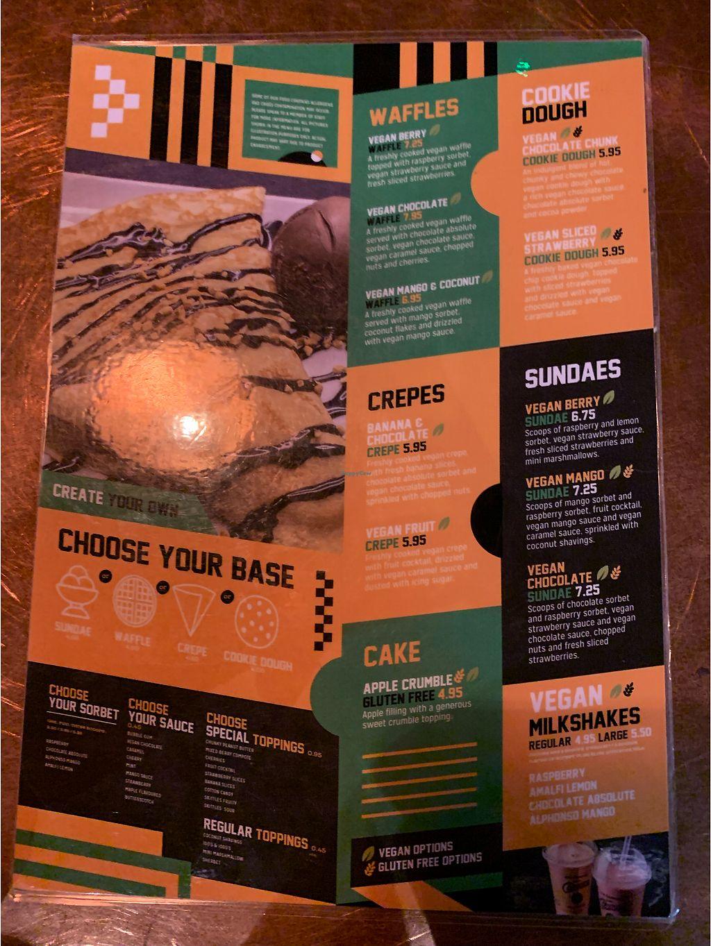 Creams Cafe Canterbury Ice Cream Happycow
