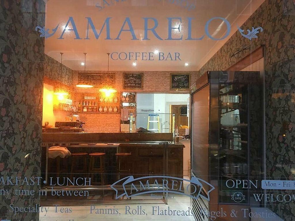 Amarelo Edinburgh Restaurant Happycow