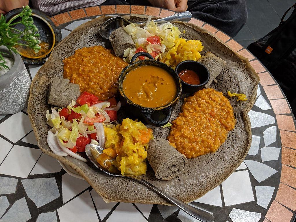 Injera - Herzliya Restaurant - HappyCow