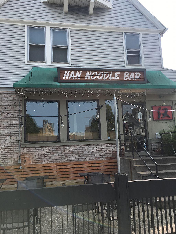 Han Noodle Bar - Rochester New York Restaurant - HappyCow